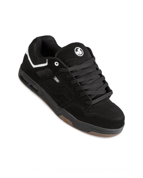 Scarpe Dvs Enduro Heir Black White Leather