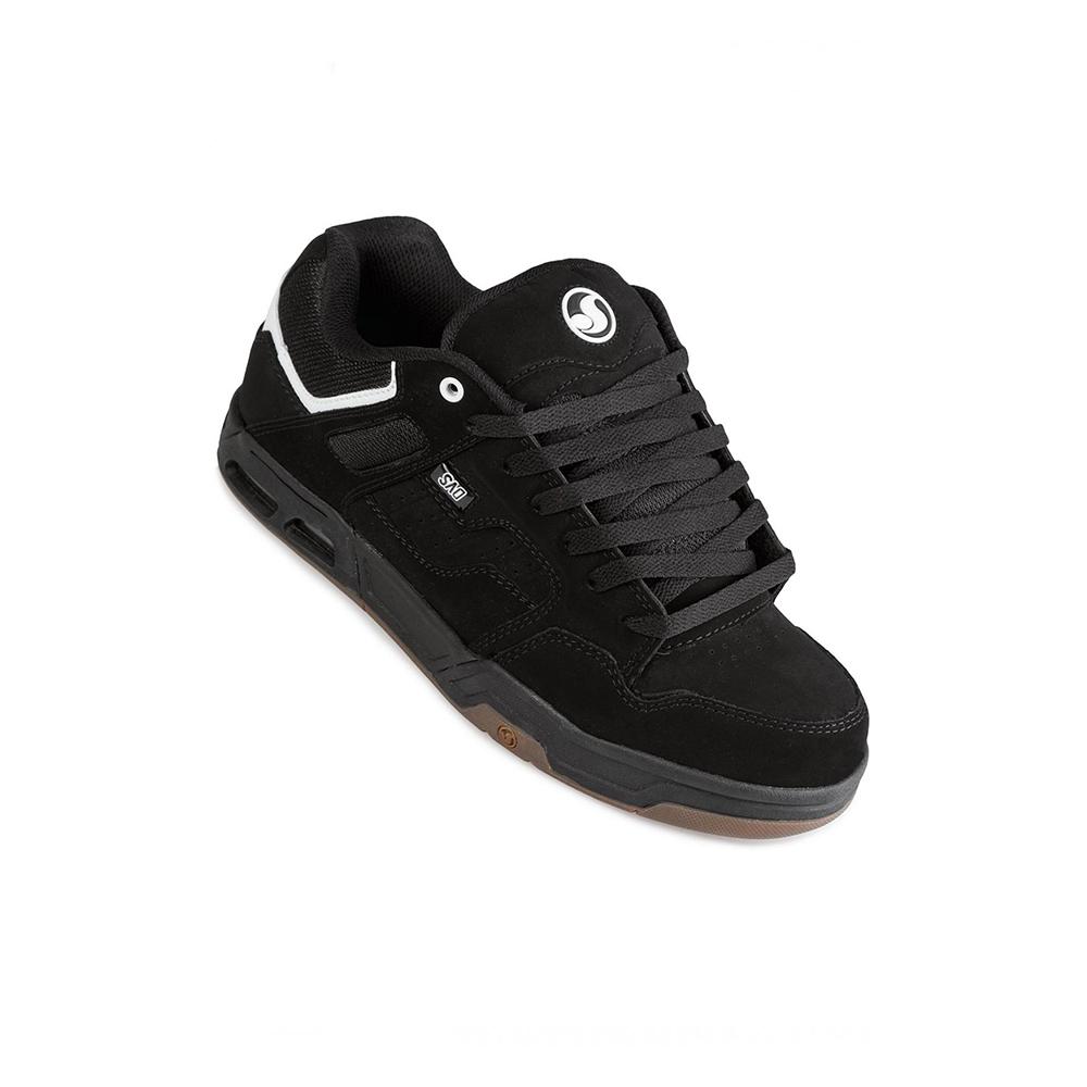 Scarpe Dvs Enduro Heir Black White Leather