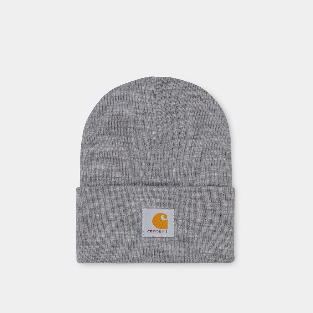 Carhartt Acrylic Watch Hat Grey