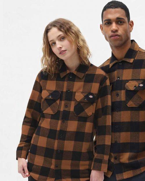 New Sacramento Shirt Brown