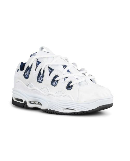 OSIRIS Scarpe 2001 D3 White/ Navy/ West Coast