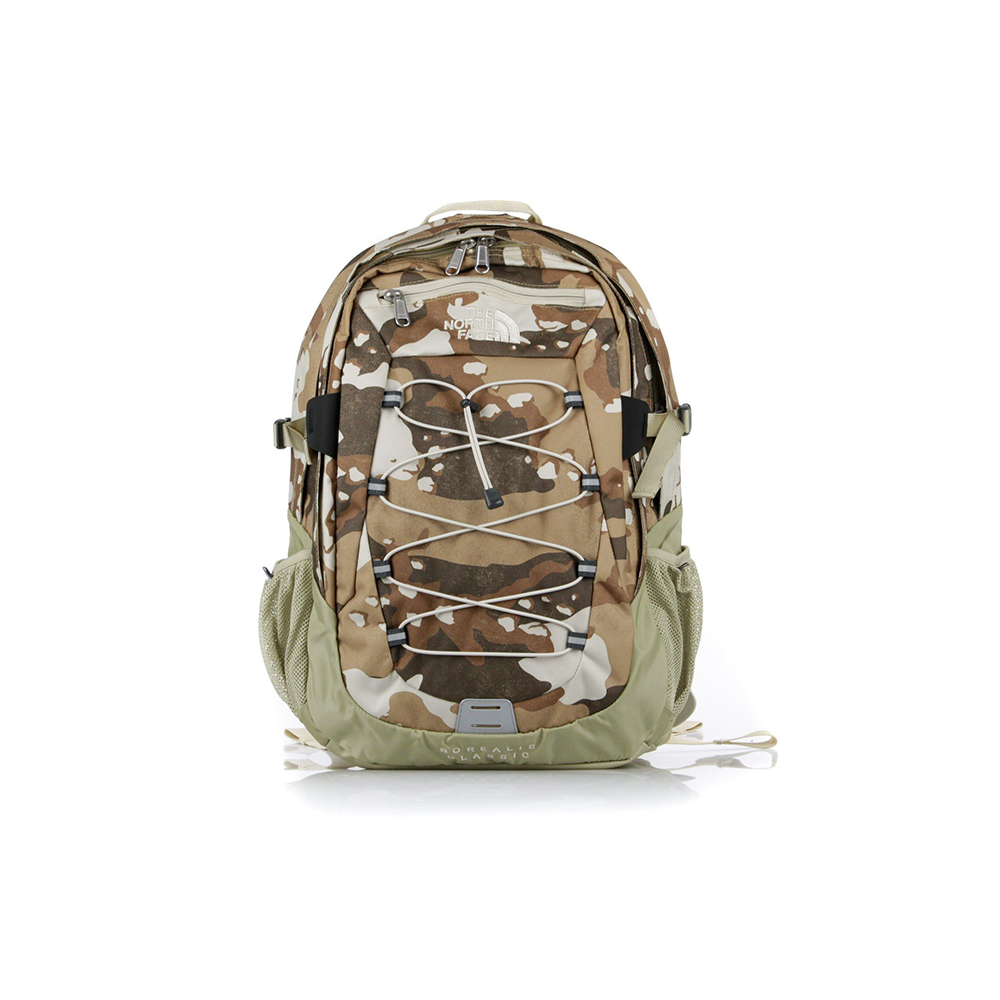 The North Face Borealis Classic Backpack CAMO BEIGE