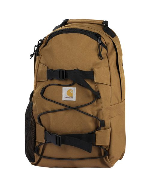 CARHARTT Zaino Kickflip Backpack Hamilton Brown1
