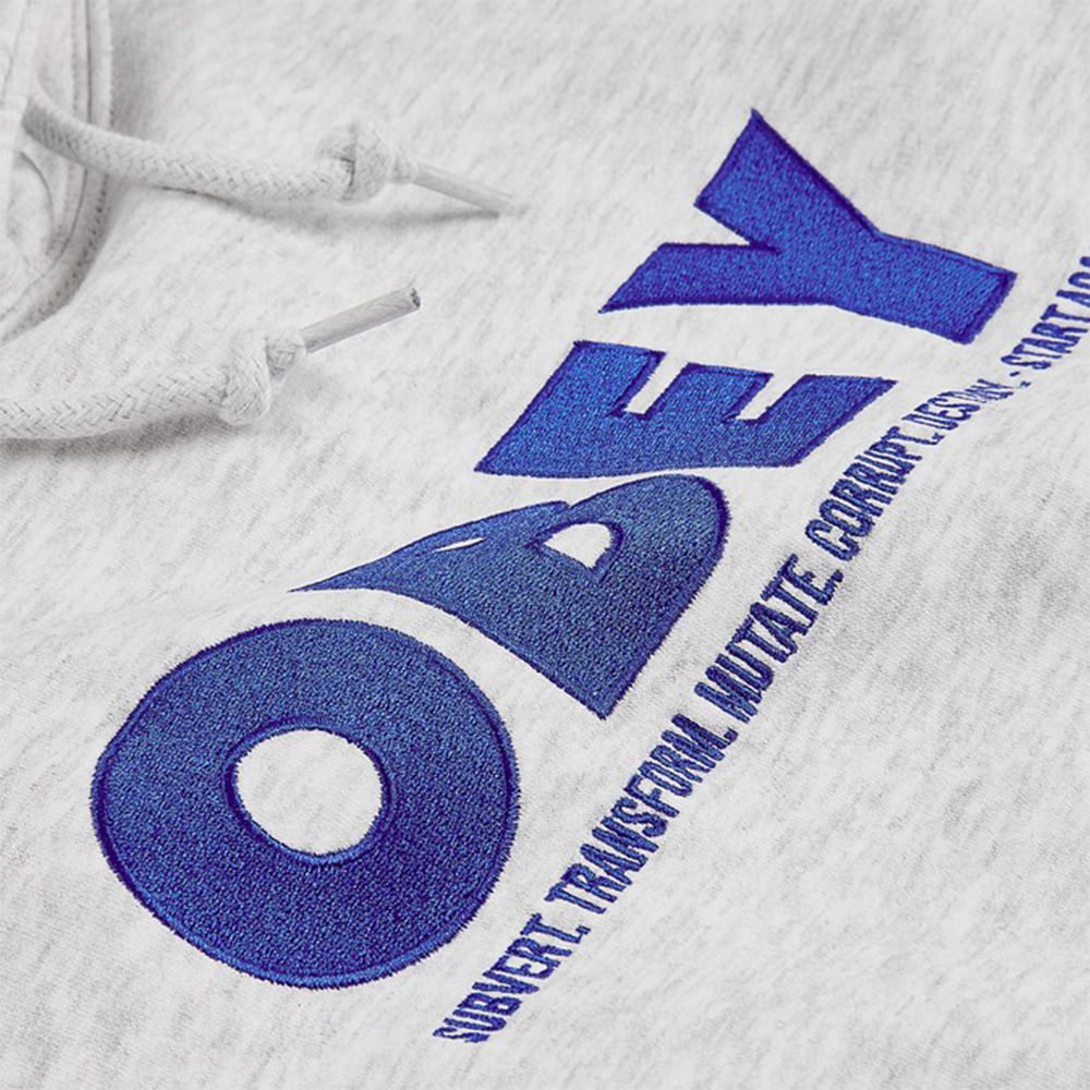 felpe obey hubbs hoodie ash grey 269799 674 2