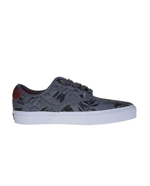 Vans Scarpe Chima Ferguson Pro Leaves Black Charcoal