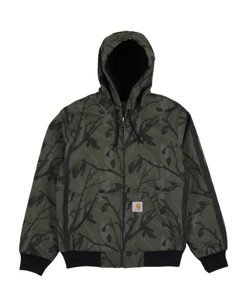 Giacca Carhartt Active Camo Tree Green