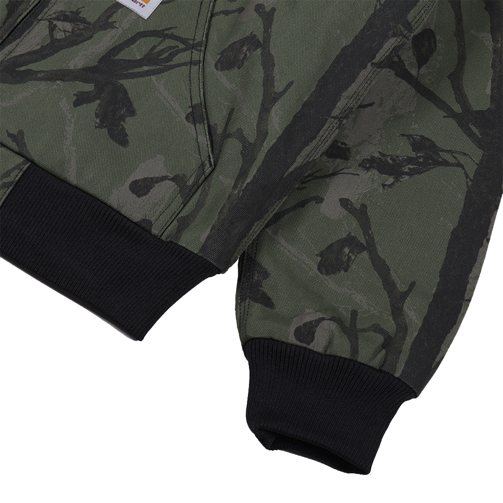 CARHARTT Active Jacket CamoTREEGREEN4