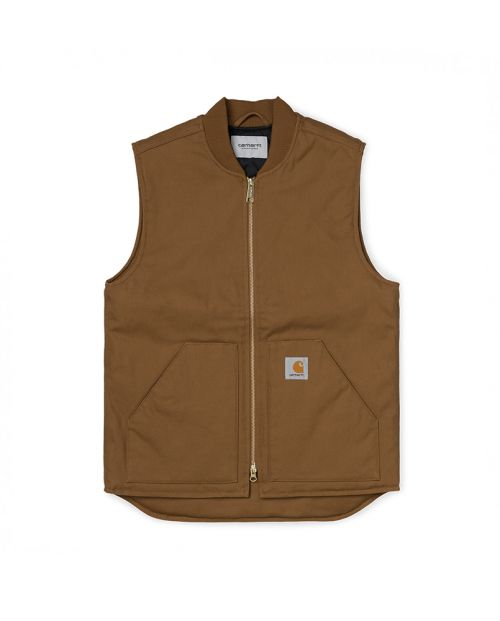 Gilet Carhartt Vest Hamilton Brown Rigid