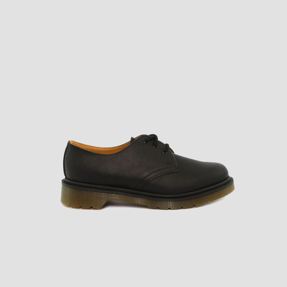 DR. MARTENS 1461 PW Greasy3