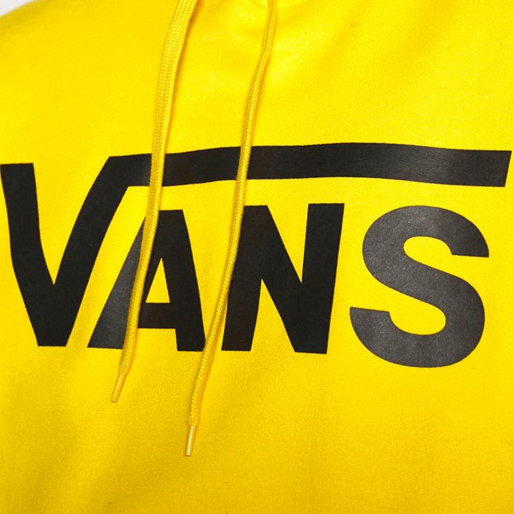 Vans Felpa MN Classic PO hoodie II Yellow