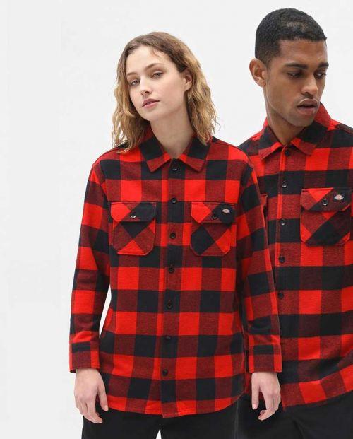 New Sacramento Shirt Red