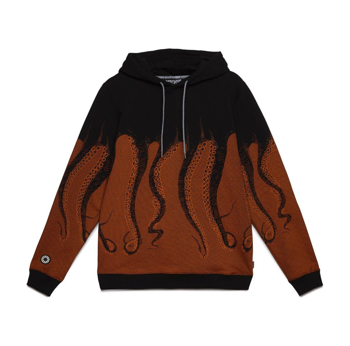 Octopus Felpa Hoodie ORIGINAL