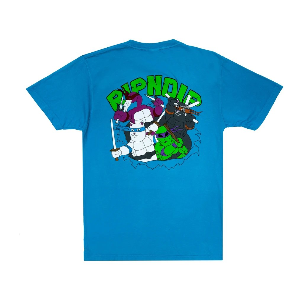 Ripndip T-Shirt Teenage Mutant
