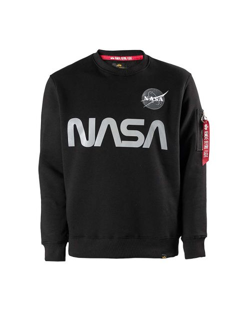 Alpha Industries Nasa Relective Sweater
