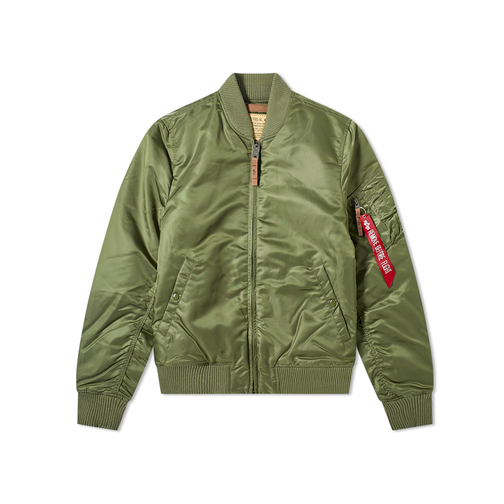 Alpha Industries Giacca MA-1 VF 59 green