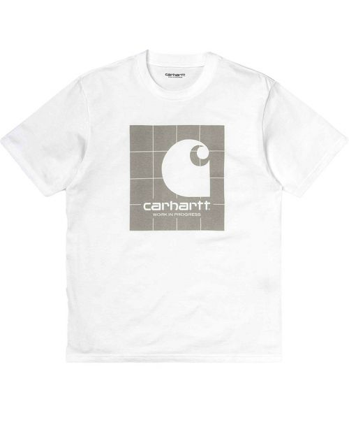 Carhartt T-shirt Reflective Square