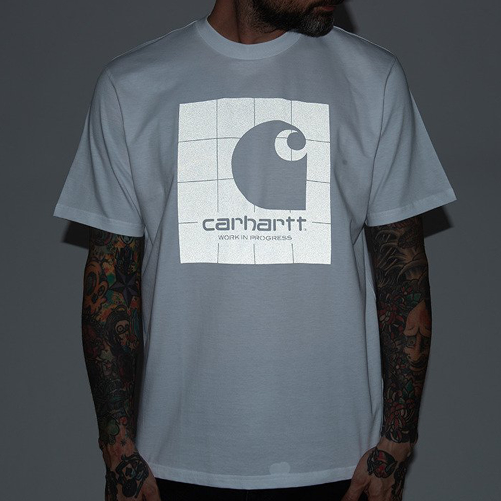 CARHARTT S/S Reflective Square T-shirt