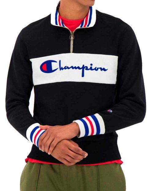 Felpa Champion Sudadera Premium Ringer Zip