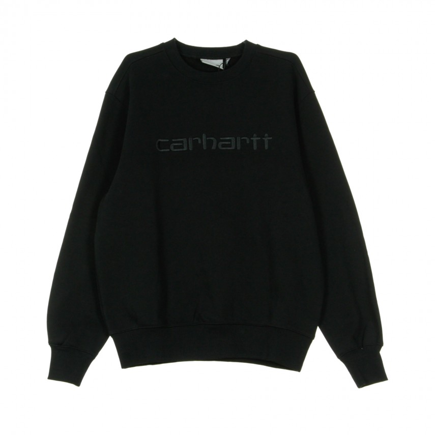 Carhartt Felpa Sweatshirt black black