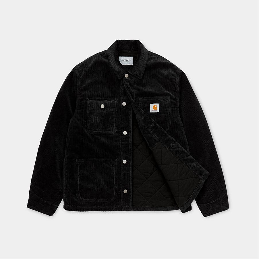 Carhartt WIP Michigan Coat Black