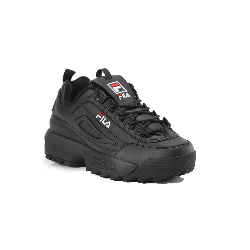 Fila Scarpe Distruptor Low Wmn black1