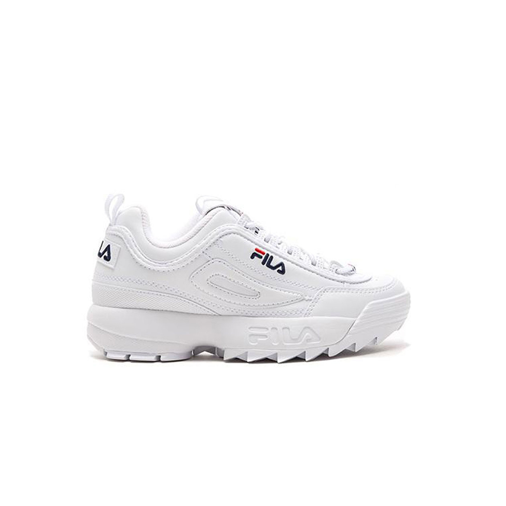 Scarpe Fila Disruptor Low Wmn White