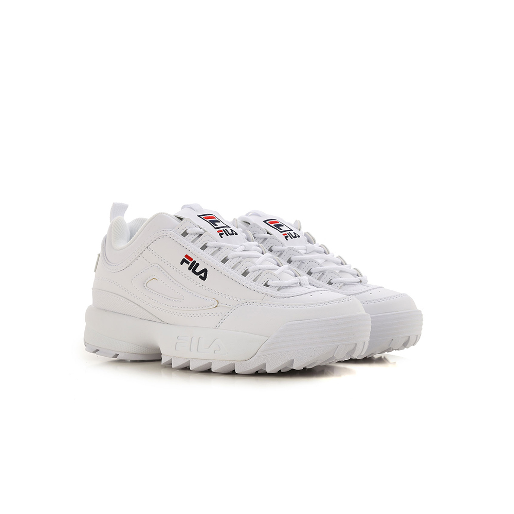 Fila Scarpe Distruptor Low Wmn white