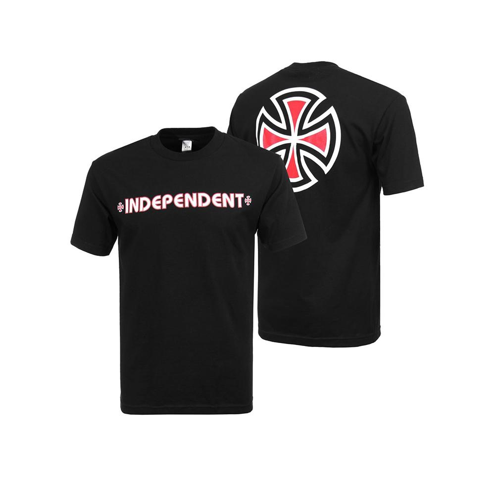 INDEPENDENT Bar/Cross T-shirt