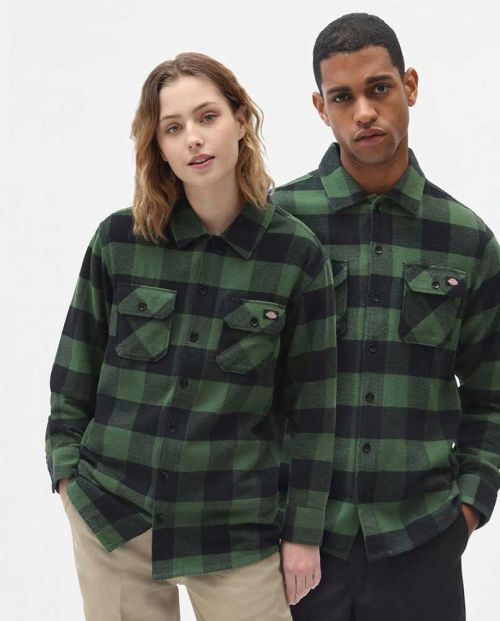 New Sacramento Shirt Green