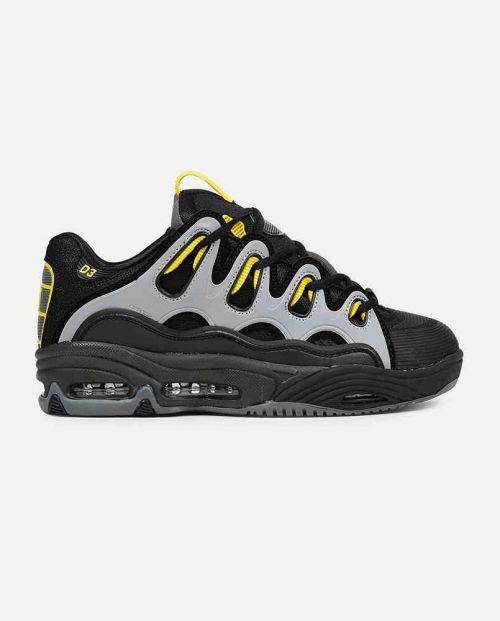 2001 D3 Black Yellow Charcoal