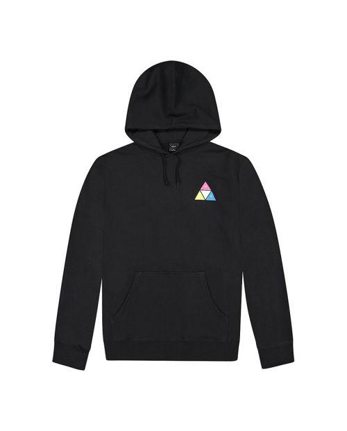 Prism Trail Hoodie Hoodie BLACK
