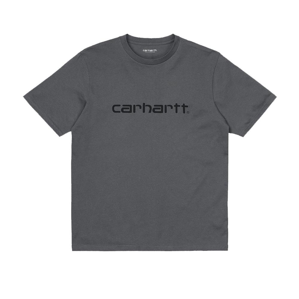 CARHARTT S:S T-shirt Husky:black