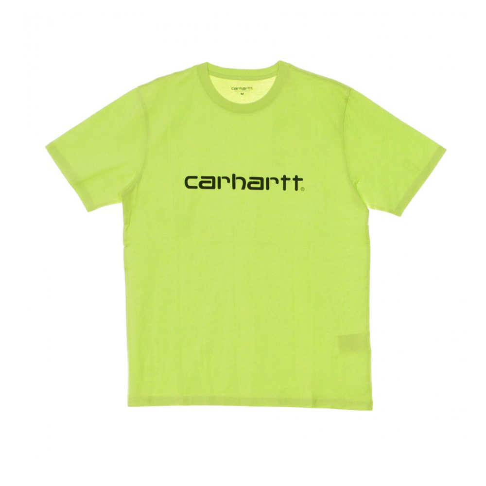 CARHARTT S:S T-shirt LIME:Black