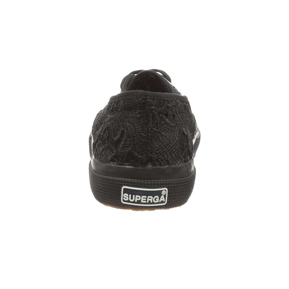 Superga 2750 Macramew - Full black