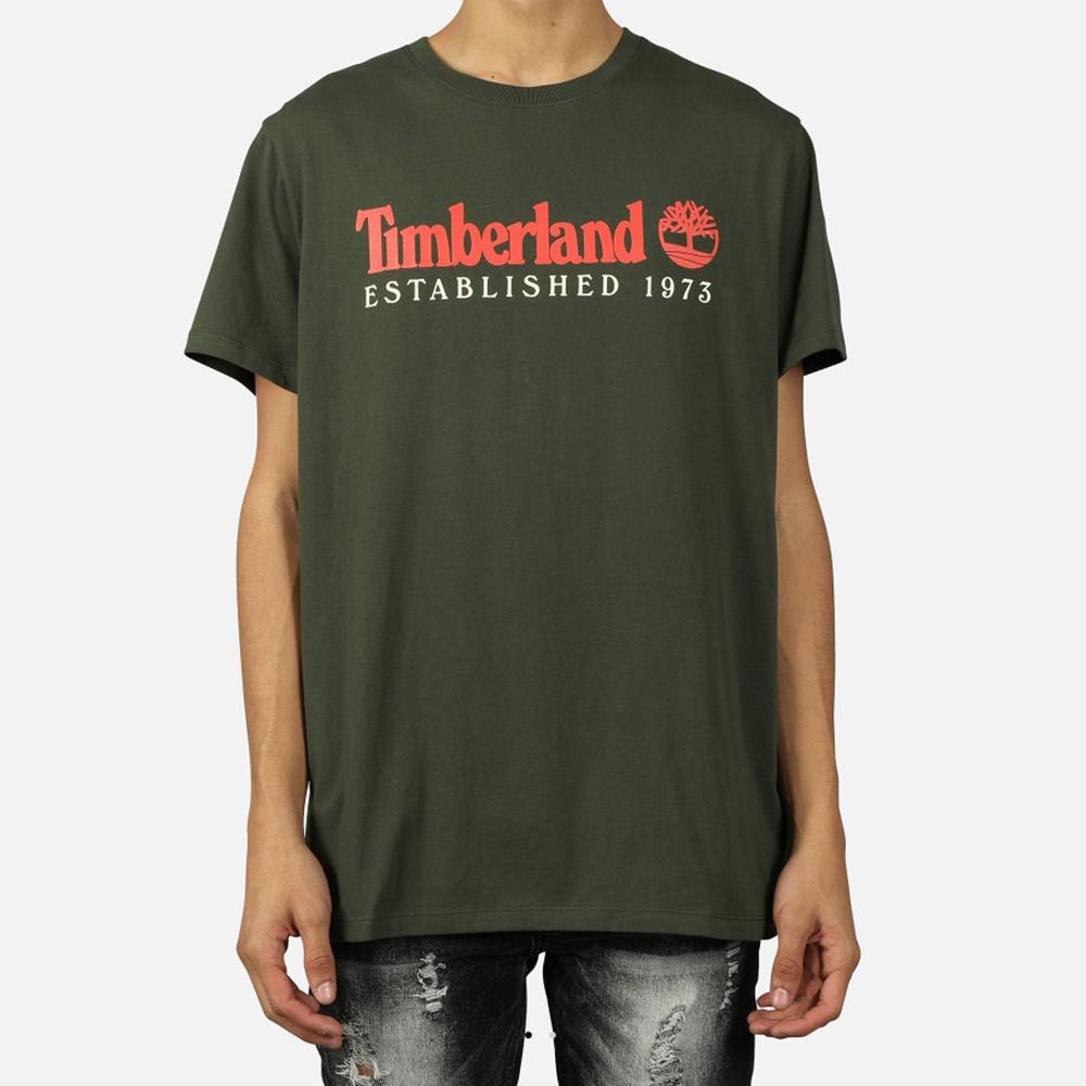 TIMBERLAND T-Shirt Core Established Man's Tee
