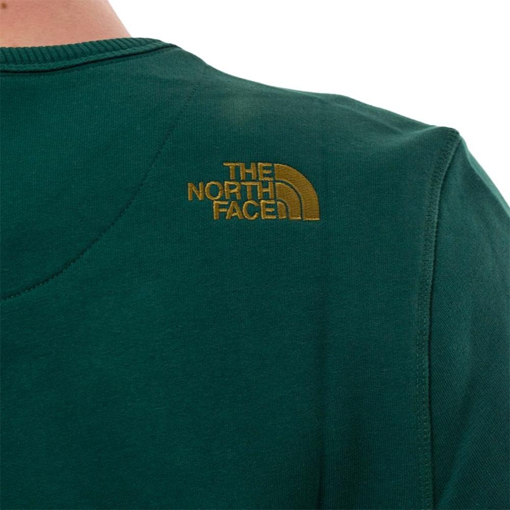 The North Drew Peak Crew Uomo Green