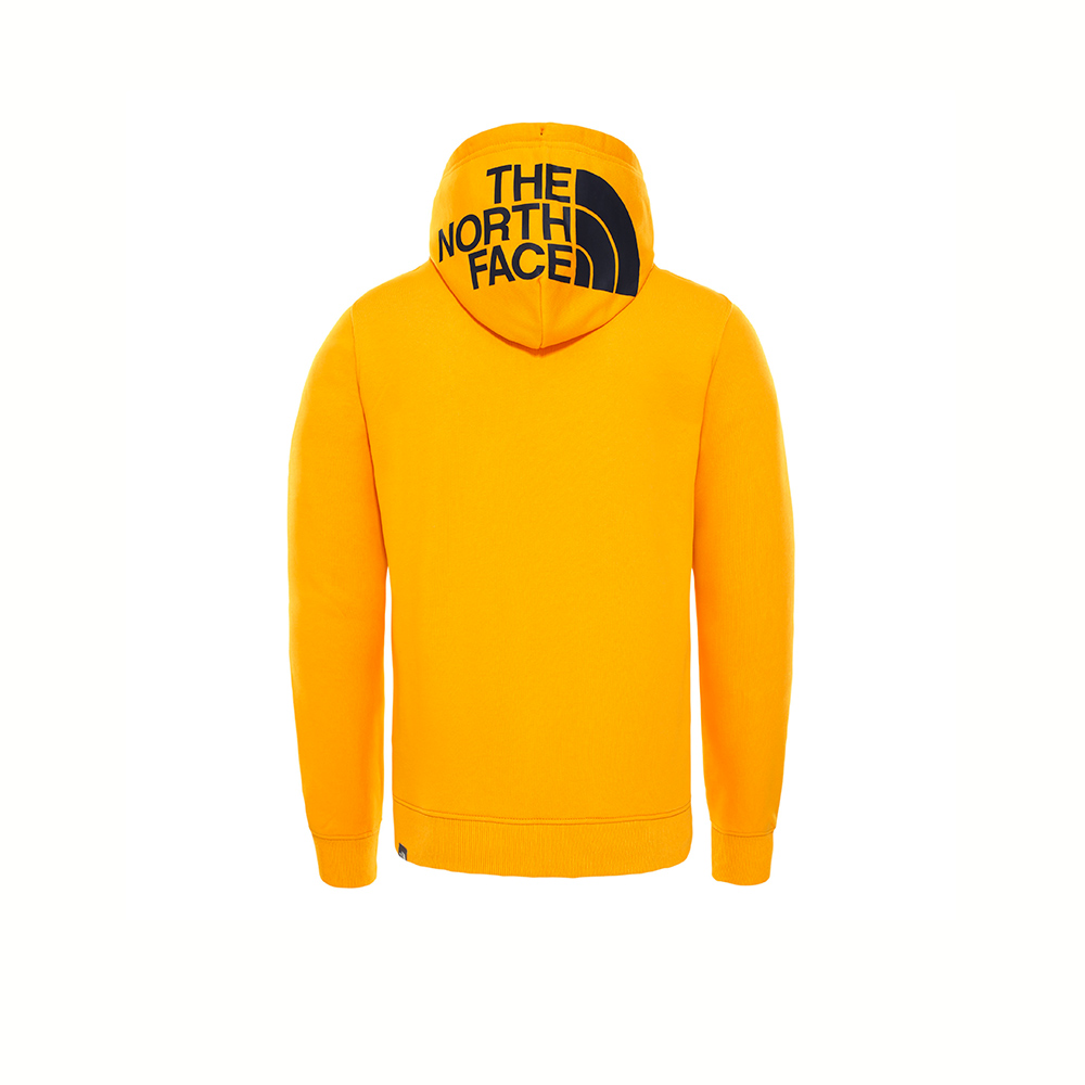 The North Face Felpa M Seasonal Drew Peak yellow