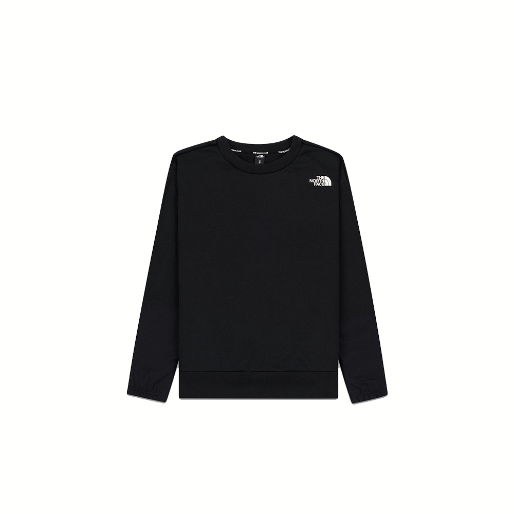 The North Face M Graphic LS Crew Black1