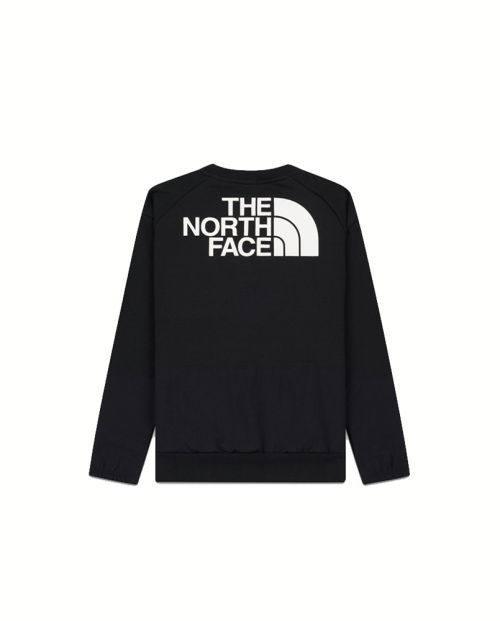 The North Face M Graphic LS Crew black