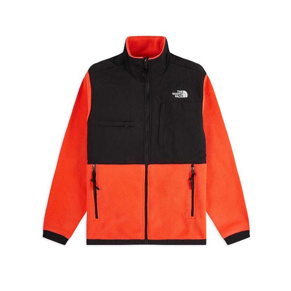 The North FacePile Denali Jacket camo2