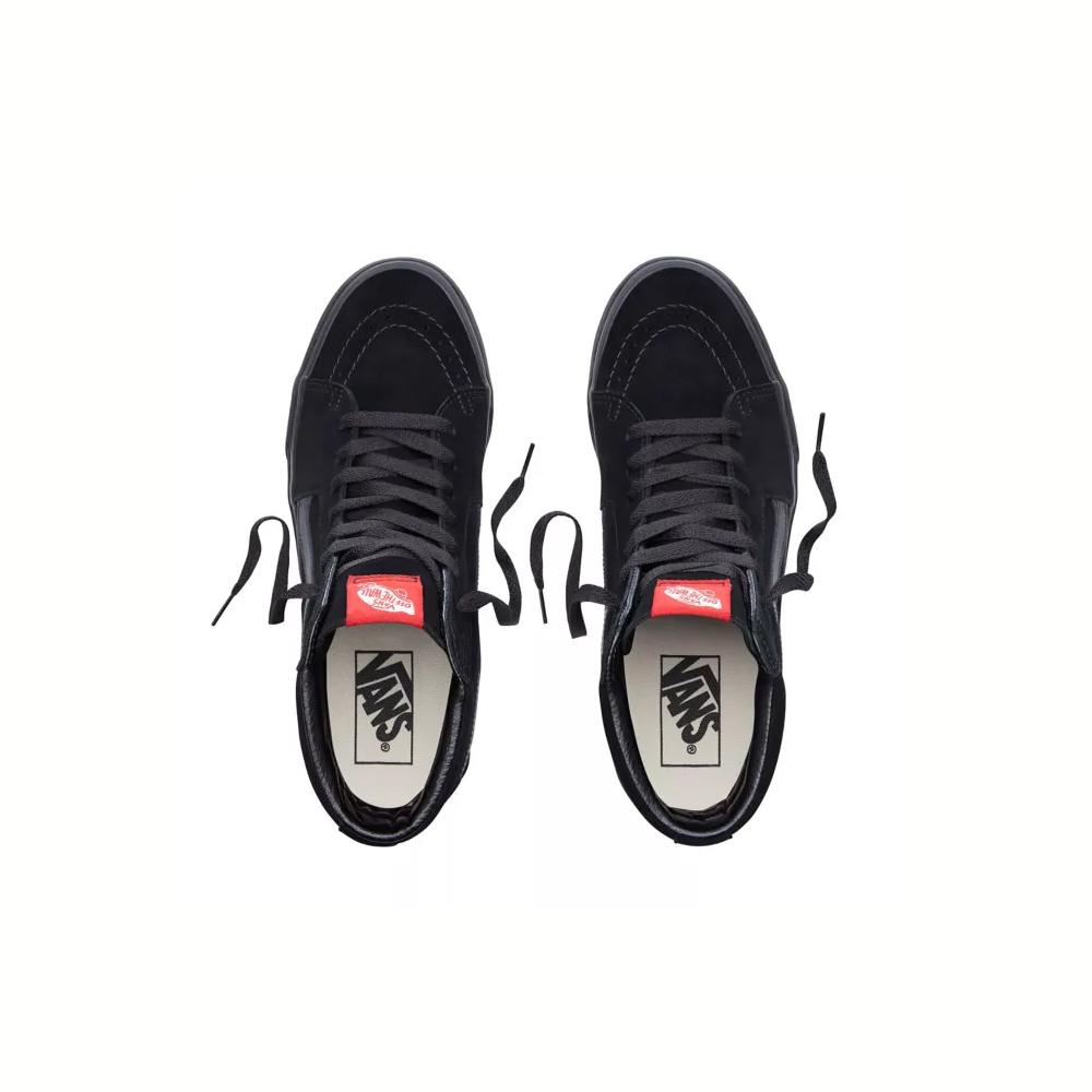 Vans Scarpe SK8- HI - Black:Black3
