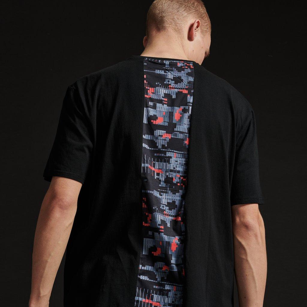 Dolly Noire T-Shirt Data Flow Black