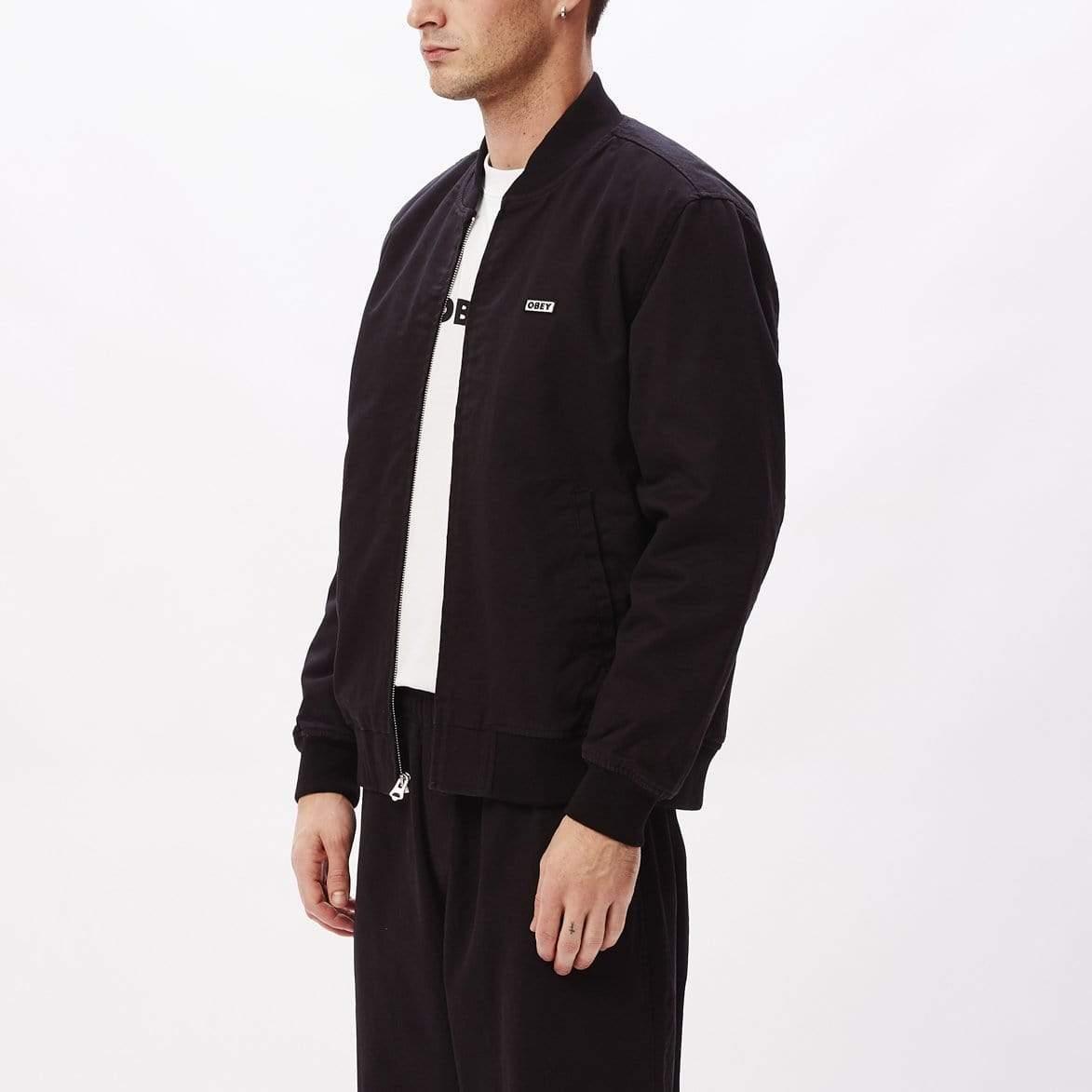 giacche obey east bomber jacket black blakshop 18293445722265.progressive