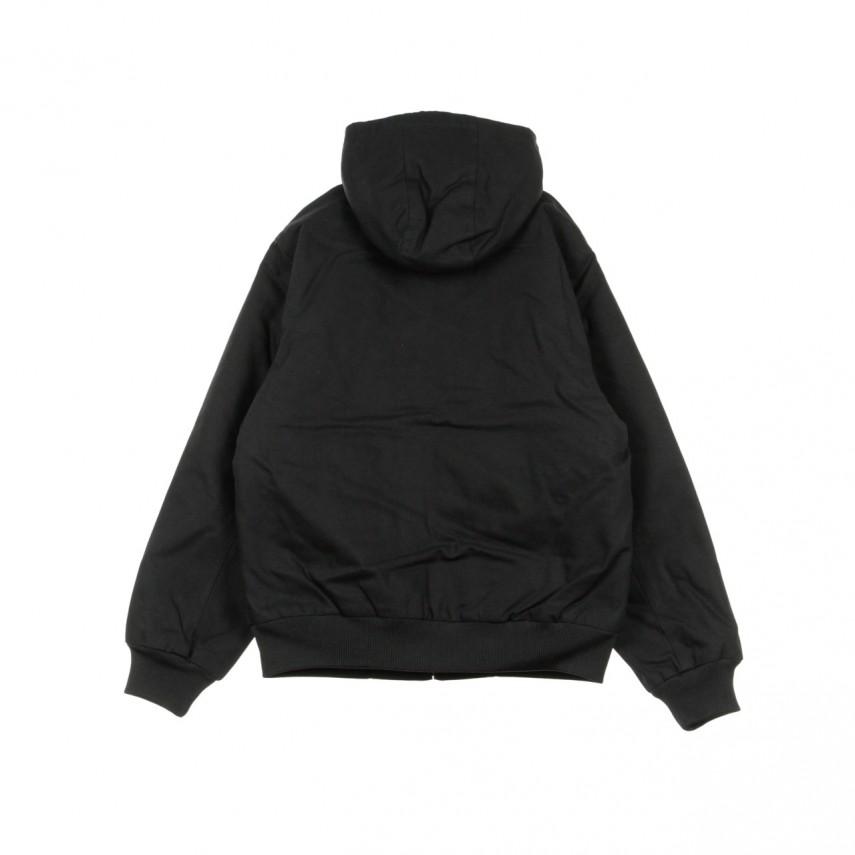 giubbotto active jacket black rigid 1