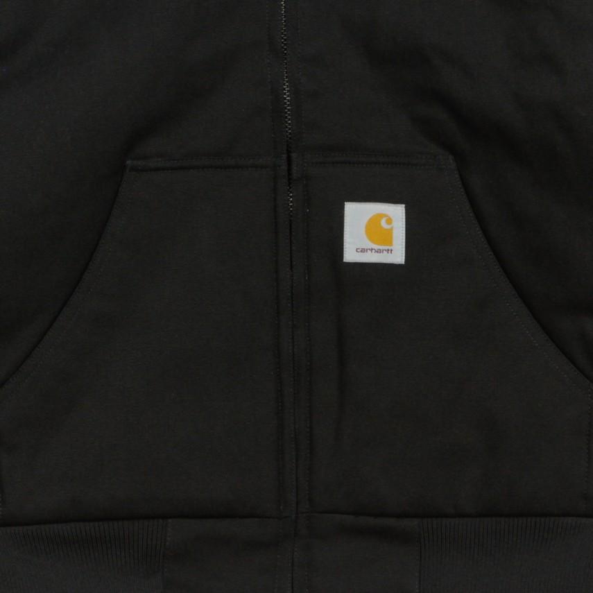 giubbotto active jacket black rigid 2