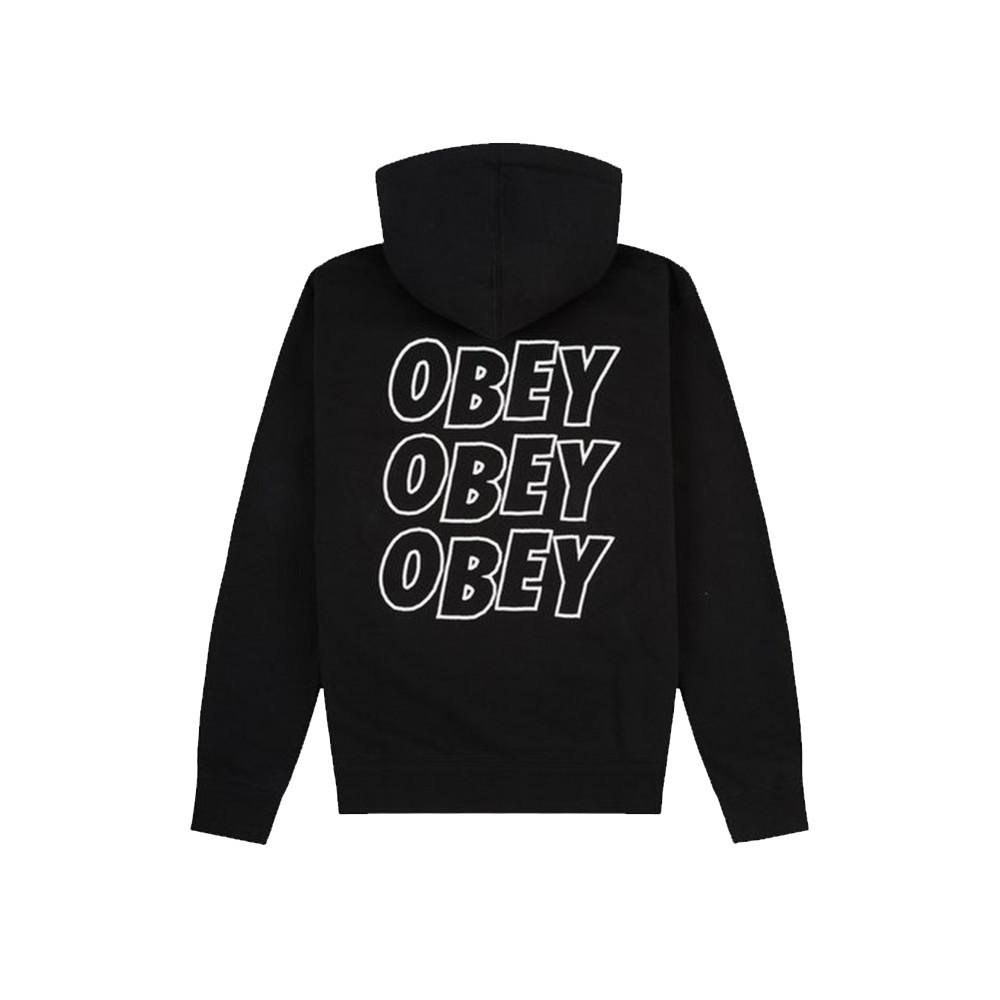 obey-jumble-lo-fi-basic-zip-fleece-hoodie-black