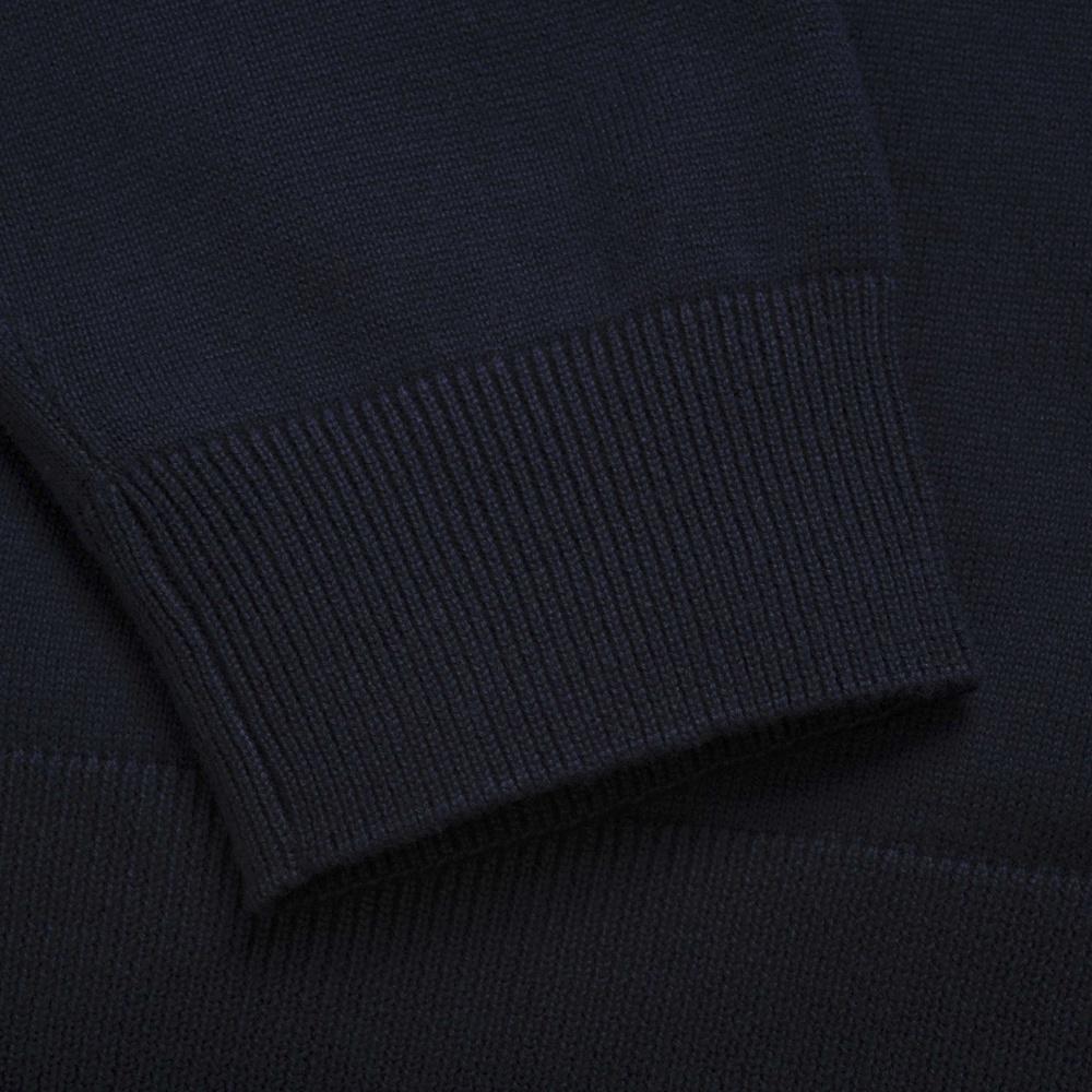 CARHARTT Playoff Sweater Descrizione 80/20% lambswool/nylon, 12 gauge giromanica lavorato di tendenza etichetta sportiva
