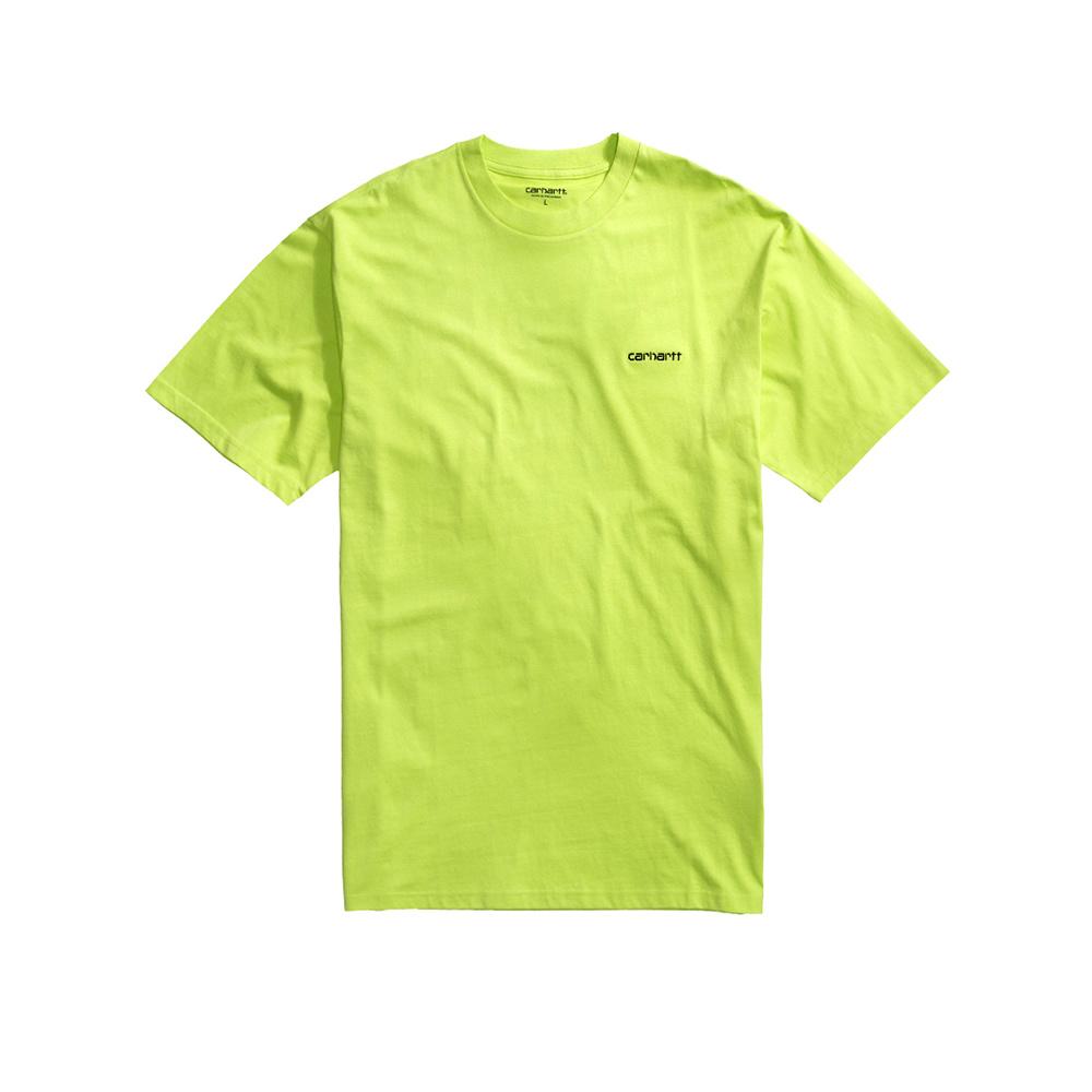 CARHARTT S/S Script Embroidery T-shirt