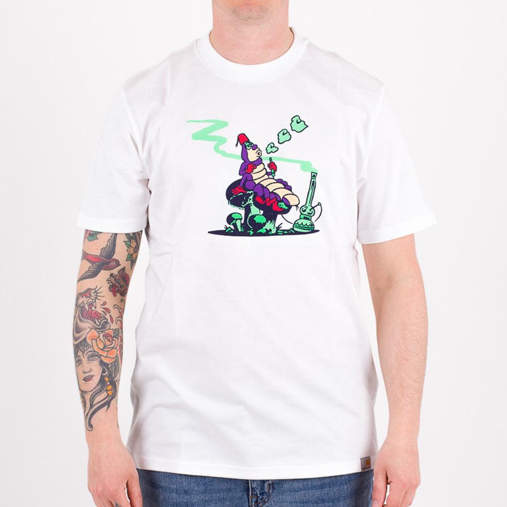CARHARTT S:S Silic Worm T-shirt