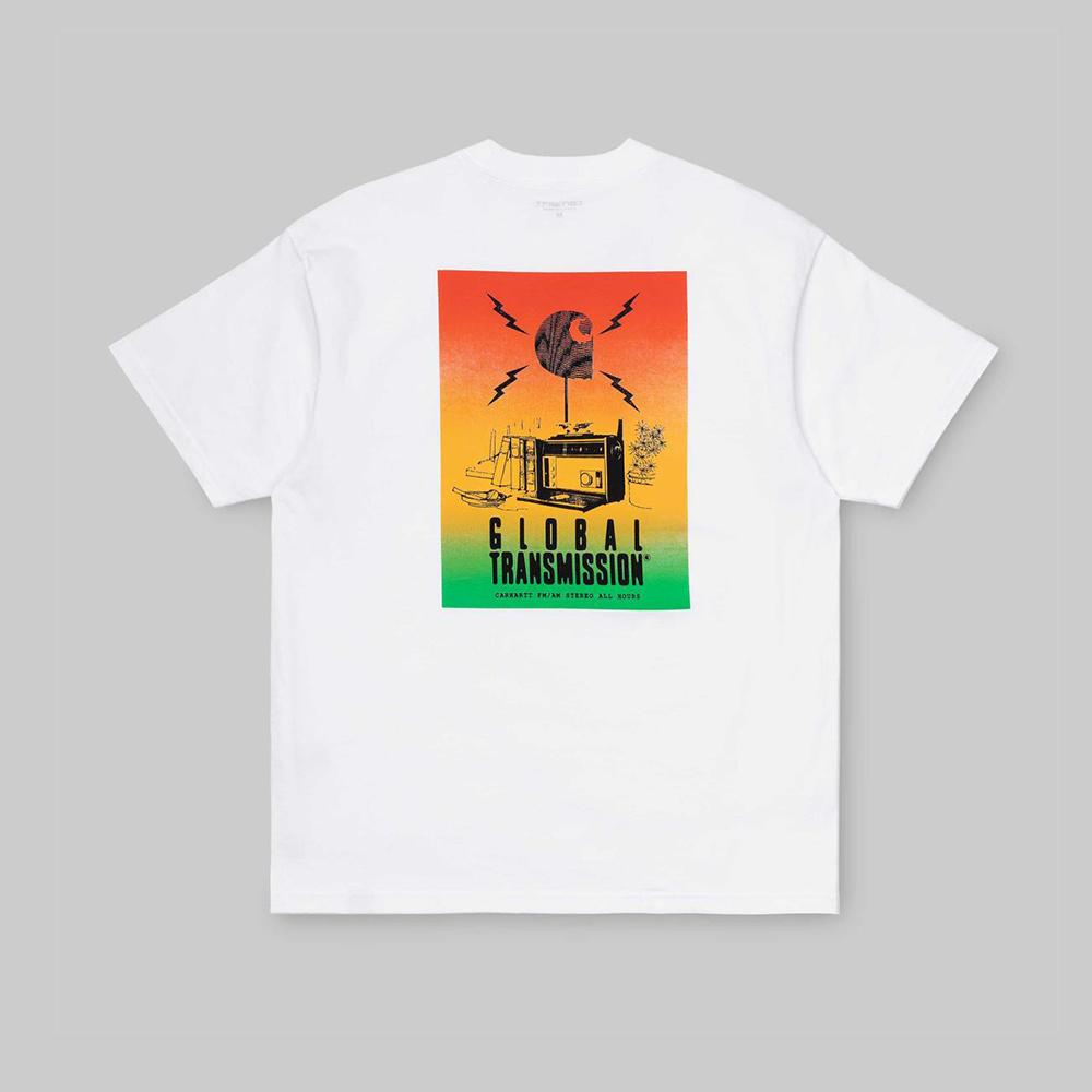 CARHARTT S:S Trasmission T-shirt